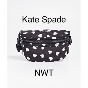 Kate spade That's The Spirit Belt Bag hearts